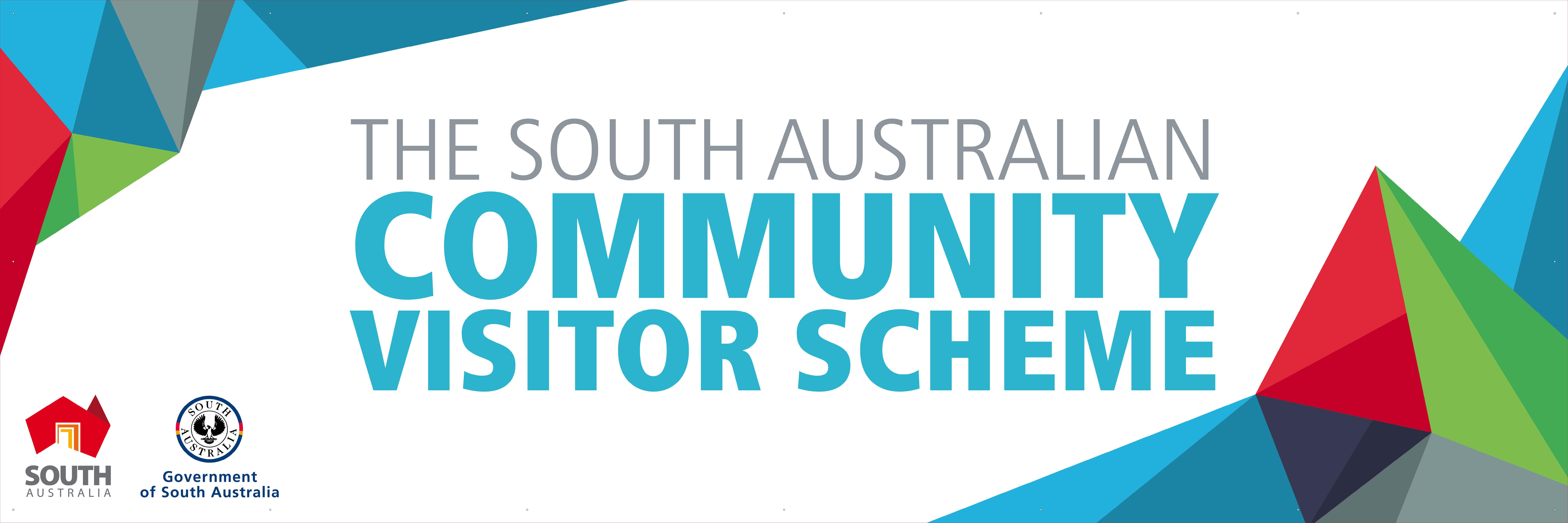 Community Visitor Scheme Logo