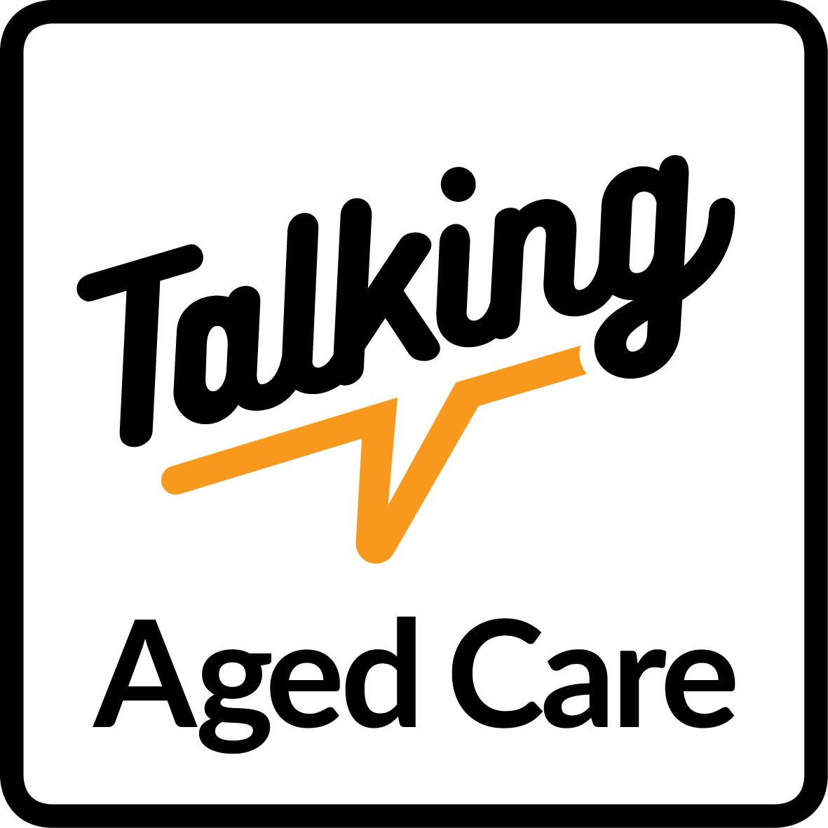 Talking Aged Care Logo