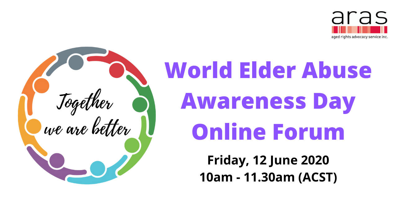 WEAAD 2020 online forum